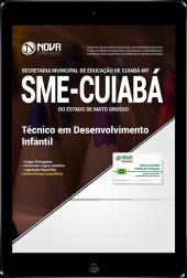 Download Apostila SME Cuiabá - MT - Técnico em Desenvolvimento Infantil (PDF)