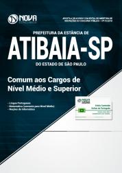 Apostila Prefeitura de Atibaia - SP - Comum aos Cargos de Nível Médio e Superior