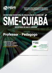 Apostila SME Cuiabá - MT - Professor - Pedagogo