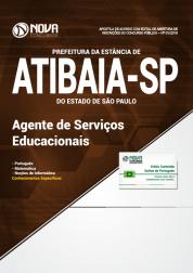 Apostila Prefeitura de Atibaia - SP - Agente de Serviços Educacionais
