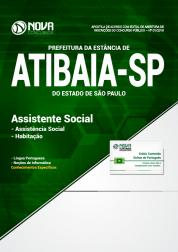 Apostila Prefeitura de Atibaia - SP - Assistente Social (Assistência Social e Habitação)