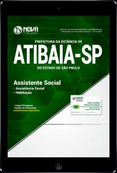 Download Apostila Prefeitura de Atibaia - SP - Assistente Social (Assistência Social e Habitação) (PDF)