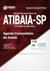 Apostila Prefeitura de Atibaia - SP - Agente Comunitário de Saúde