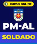 Curso PM-AL - Soldado Combatente