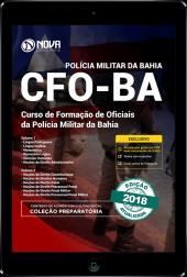 Download Apostila PM-BA - Curso de Formação de Oficiais (PDF)