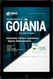 Download Apostila Câmara de Goiânia - GO - Assistente Técnico Legislativo - Agente Administrativo (PDF)