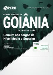 Apostila Câmara de Goiânia - GO - Comum aos Cargos de Nível Médio e Superior