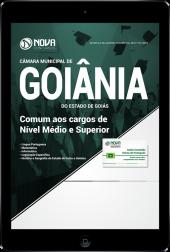 Download Apostila Câmara de Goiânia - GO - Comum aos Cargos de Nível Médio e Superior (PDF)