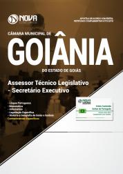 Apostila Câmara de Goiânia - GO - Assessor Técnico Legislativo - Secretário Executivo