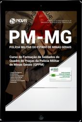 Download Apostila Soldado PM-MG - Curso de Formação de Soldados (PDF)