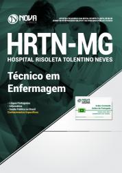 Apostila HRTN-MG - Técnico em Enfermagem