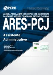 Apostila ARES-PCJ SP - Assistente Administrativo