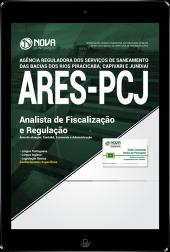 Download Apostila ARES-PCJ SP - Analista de Fiscalização e Regulação (Área de Atuação: Contábil, Economia e Administração) (PDF)