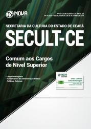Apostila SECULT-CE - Comum aos Cargos de Nível Superior