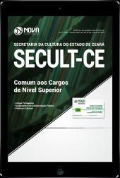 Download Apostila SECULT-CE - Comum aos Cargos de Nível Superior (PDF)