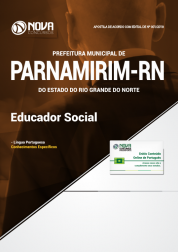 Apostila Prefeitura de Parnamirim - RN - Educador Social
