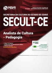Apostila SECULT-CE - Analista de Cultura - Pedagogia