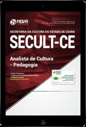 Download Apostila SECULT-CE - Analista de Cultura - Pedagogia (PDF)