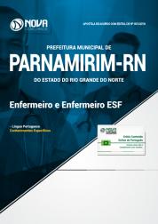 Apostila Prefeitura de Parnamirim - RN - Enfermeiro e Enfermeiro ESF