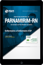 Download Apostila Prefeitura de Parnamirim - RN - Enfermeiro e Enfermeiro ESF (PDF)
