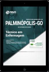 Download Apostila Prefeitura de Palminópolis - GO - Técnico em Enfermagem (PDF)