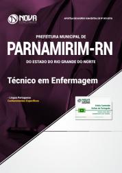 Apostila Prefeitura de Parnamirim - RN - Técnico em Enfermagem