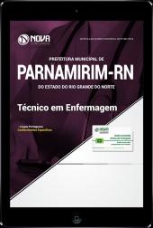 Download Apostila Prefeitura de Parnamirim - RN - Técnico em Enfermagem (PDF)