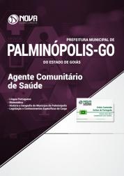 Apostila Prefeitura de Palminópolis - GO - Agente Comunitário de Saúde