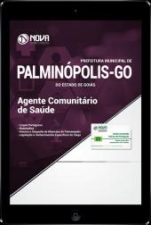 Download Apostila Prefeitura de Palminópolis - GO - Agente Comunitário de Saúde (PDF)