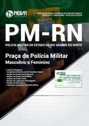 Apostila PM-RN - Praça da Polícia Militar - Masculino e Feminino