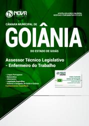 Apostila Câmara de Goiânia - GO - Assessor Técnico Legislativo - Enfermeiro do Trabalho