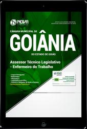 Download Apostila Câmara de Goiânia - GO - Assessor Técnico Legislativo - Enfermeiro do Trabalho (PDF)