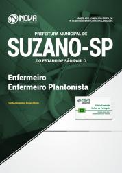 Apostila Prefeitura de Suzano - SP - Enfermeiro e Enfermeiro Plantonista