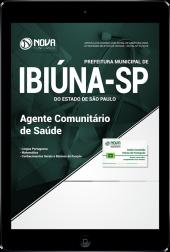 Download Apostila Prefeitura de Ibiúna - SP - Agente Comunitário de Saúde (PDF)