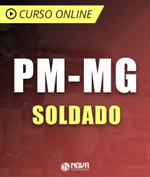 Curso Online Reta Final PM-MG  - Soldado