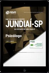 Download Apostila DAE de Jundiaí - SP - Psicólogo (PDF)