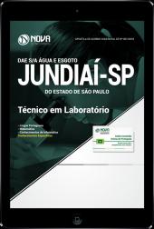 Download Apostila DAE de Jundiaí - SP - Técnico em Laboratório (PDF)