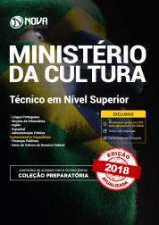 Apostila Ministério da Cultura - Técnico em Nível Superior