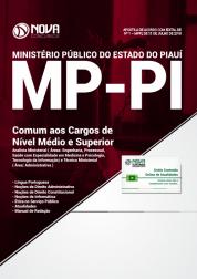 Apostila MP-PI - Comum aos Cargos de Nível Médio e Superior