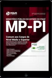 Download Apostila MP-PI - Comum aos Cargos de Nível Médio e Superior (PDF)