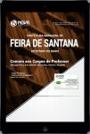Download Apostila Prefeitura de Feira de Santana - BA - Comum aos Cargos de Professor (PDF)