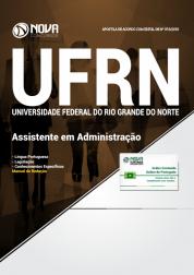 Apostila UFRN - Assistente em Administração