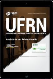Download Apostila UFRN - Assistente em Administração (PDF)