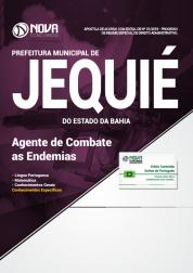 Apostila Prefeitura de Jequié - BA - Agente de Combate as Endemias