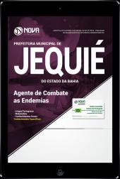 Download Apostila Prefeitura de Jequié - BA - Agente de Combate as Endemias (PDF)