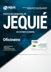 Apostila Prefeitura de Jequié - BA - Oficineiro