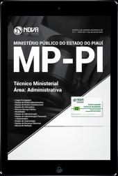 Download Apostila MP-PI - Técnico Ministerial - Área: Administrativa (PDF)