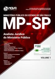 Apostila MP-SP - Analista Jurídico do Ministério Público