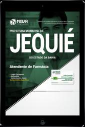 Download Apostila Prefeitura de Jequié - BA - Atendente de Farmácia (PDF)
