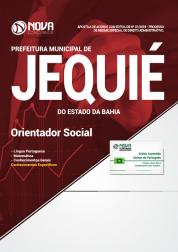 Apostila Prefeitura de Jequié - BA - Orientador Social
